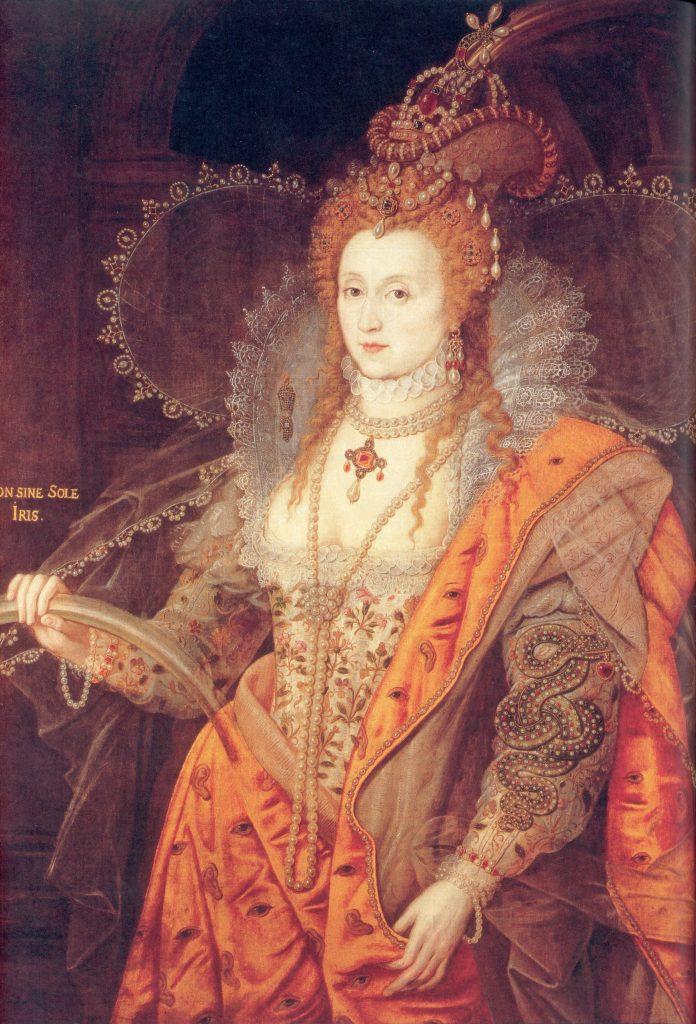 Elizabeta-I-i bastovanstvo