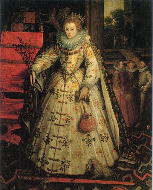 Elizabeta I i razvoj baštovanstva u Engleskoj