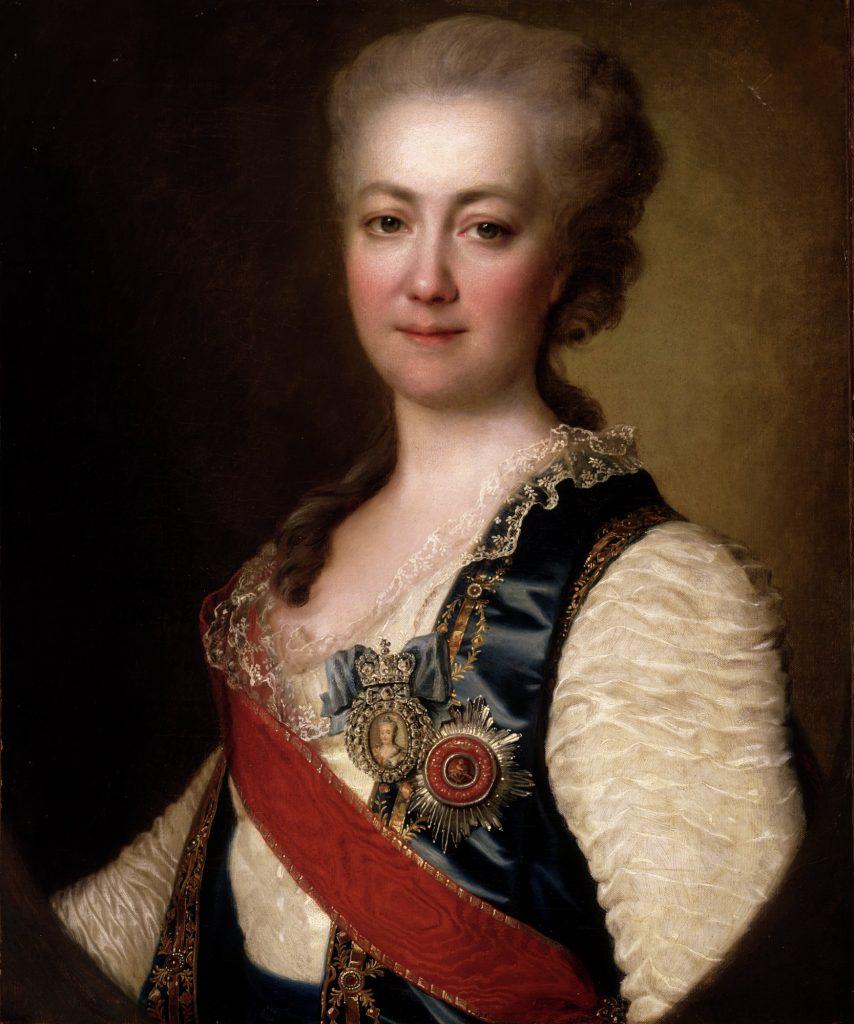 Ekatarina Daškova