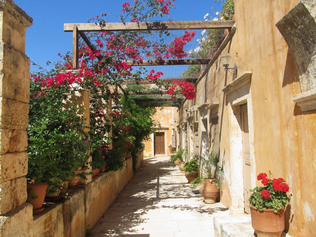 grčka bašte
